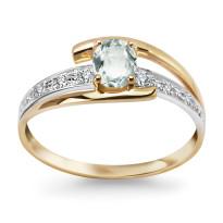 Zdjęcie Złoty pierścionek #10