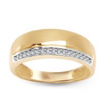 Zdjęcie Złoty pierścionek #26
