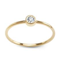 Zdjęcie Złoty pierścionek #37