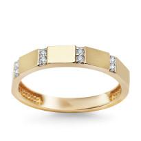 Zdjęcie Złoty pierścionek #18