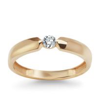 Zdjęcie Złoty pierścionek #72