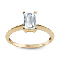 Zdjęcie Złoty pierścionek #8