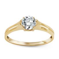 Zdjęcie Złoty pierścionek #5