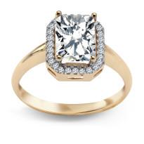 Zdjęcie Złoty pierścionek #9