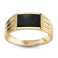 Zdjęcie Złoty pierścionek #13