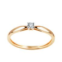 Zdjęcie Złoty pierścionek #32