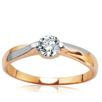 Zdjęcie Złoty pierścionek #21