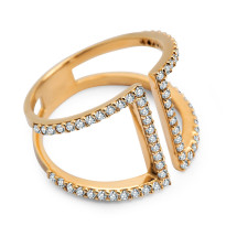 Zdjęcie Złoty pierścionek #20